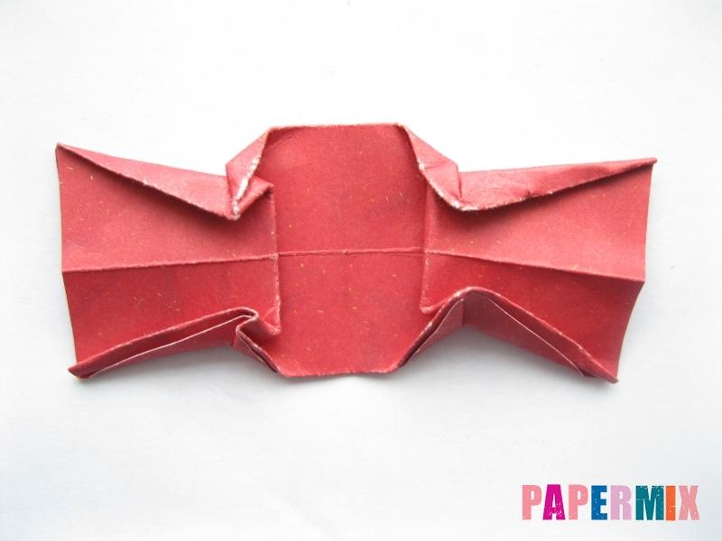 Как сделать конфету из бумаги (оригами) своими руками - шаг 10