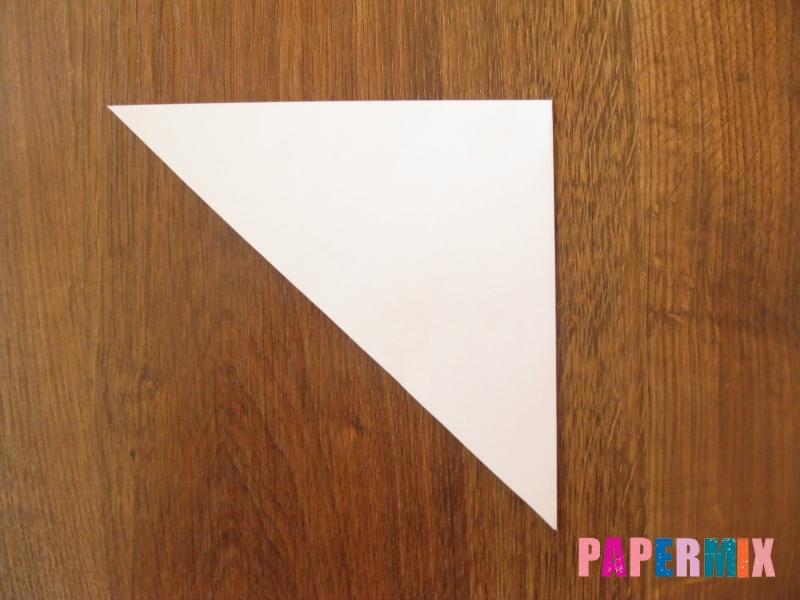Как сделать маску волка из бумаги своими руками - шаг 3