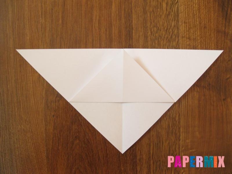 Как сделать маску волка из бумаги своими руками - шаг 5