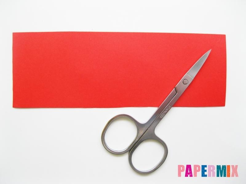 Как сделать Микки-Мауса из бумаги своими руками - шаг 3