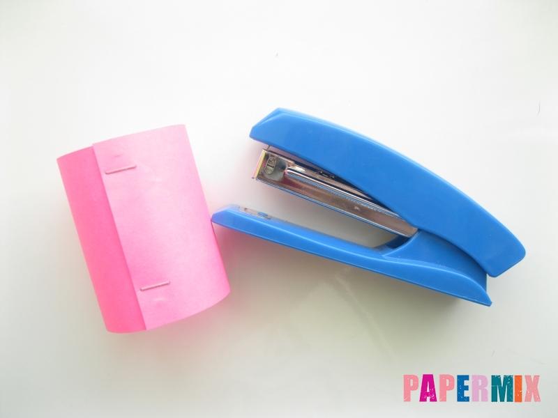 Как сделать объемного Бараша из бумаги своими руками - шаг 2