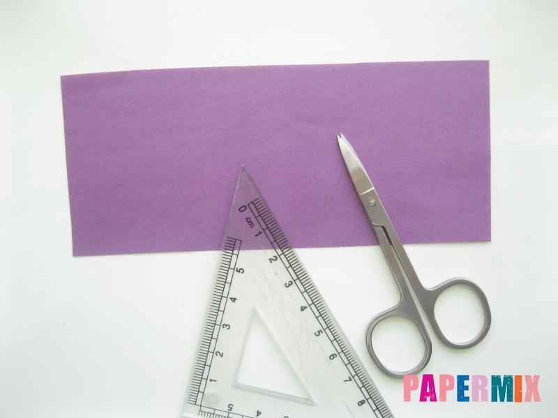 Как сделать объемную Совунью из бумаги своими руками - шаг 1