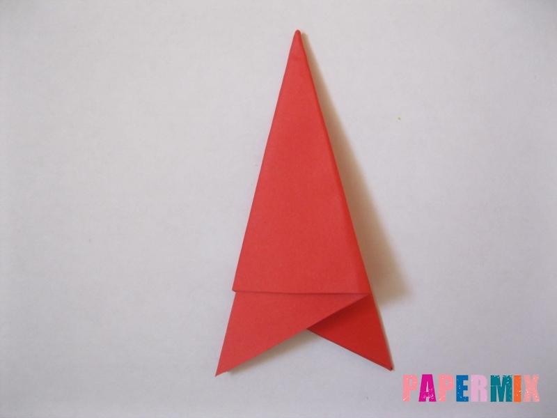 Как сделать снежинку из бумаги своими руками  - шаг 7