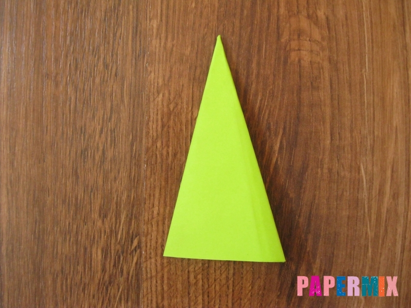 Как сделать снежинку из бумаги своими руками фото и видео - шаг 6