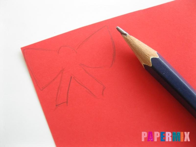 Новогодний венок из бумаги своими руками фото и видео - шаг 7