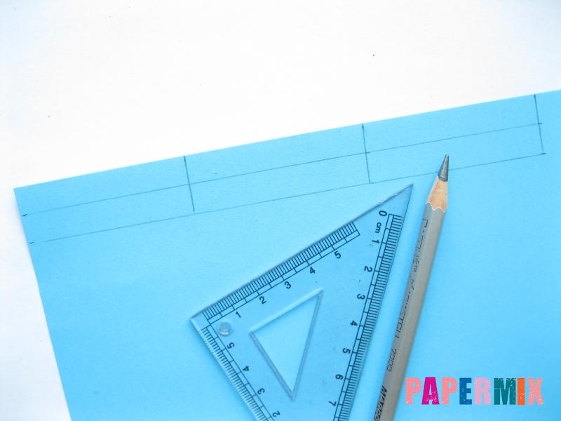Как легко сделать хризантему из бумаги поэтапно - шаг 4