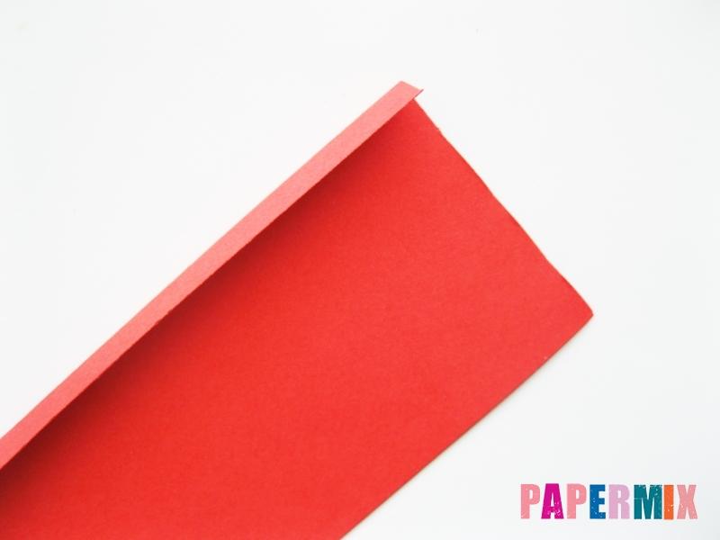 Как сделать цветы гиацинты из цветной бумаги поэтапно - шаг 3