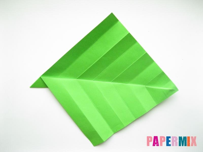 Как сделать листья из бумаги своими руками - шаг 11