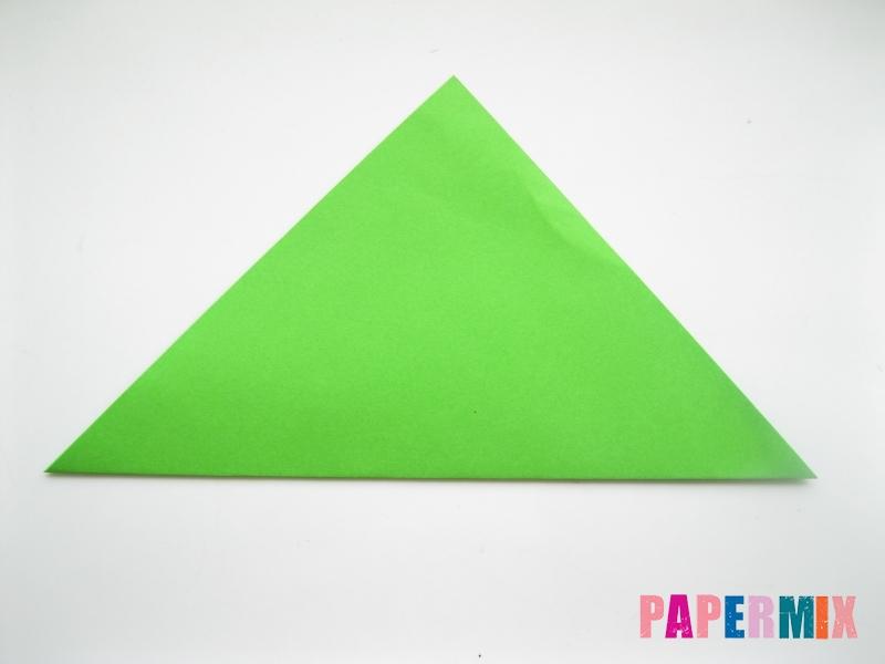 Как сделать листья из бумаги своими руками - шаг 2