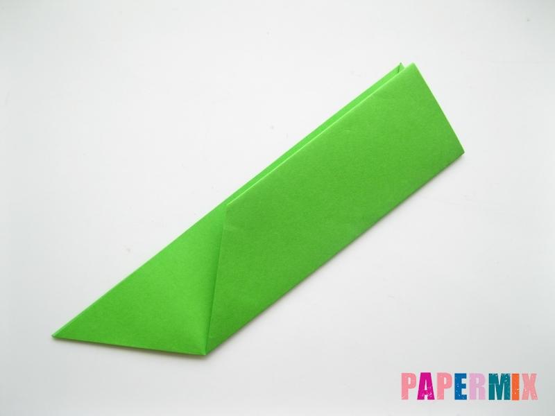 Как сделать листья из бумаги своими руками - шаг 4