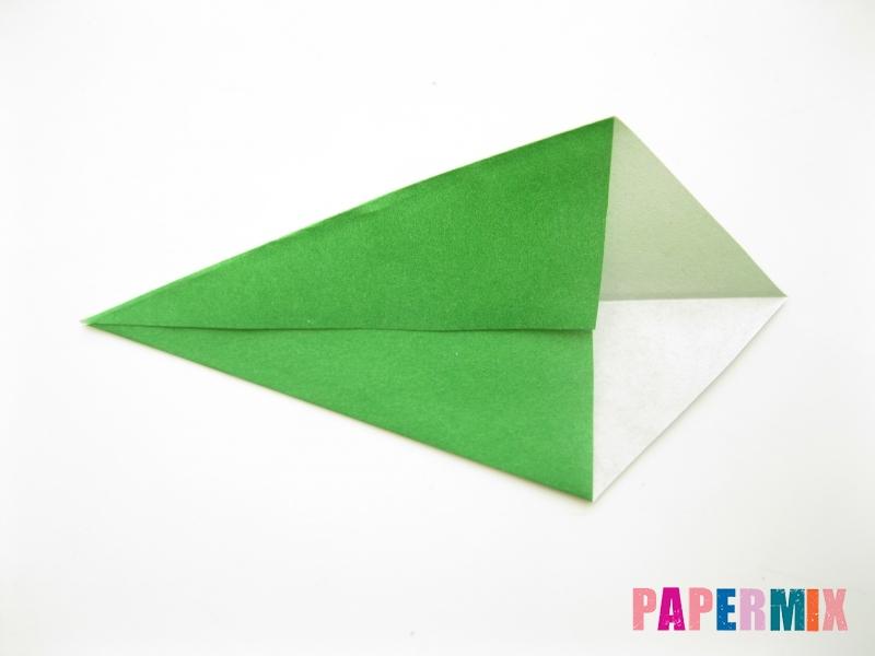 Как сделать подсолнух (оригами) своими руками - шаг 18