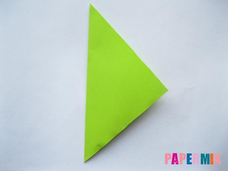 Как сделать простой тюльпан из бумаги поэтапно - шаг 10