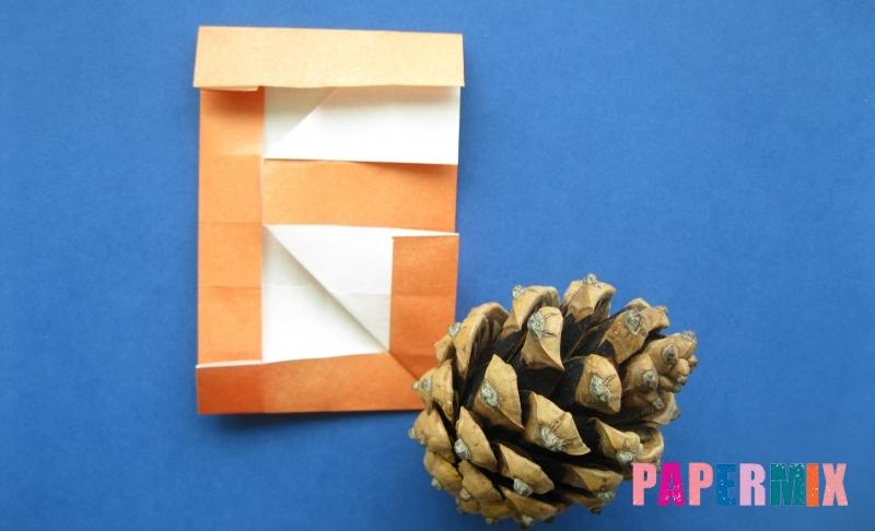 Как сделать цифру 6 из бумаги в технике оригами своими руками