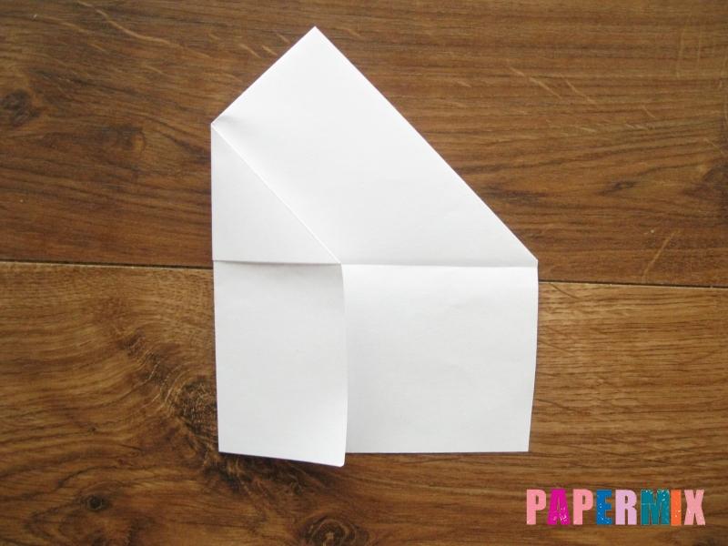 Как сделать кепку с козырьком из бумаги своими руками - шаг 13
