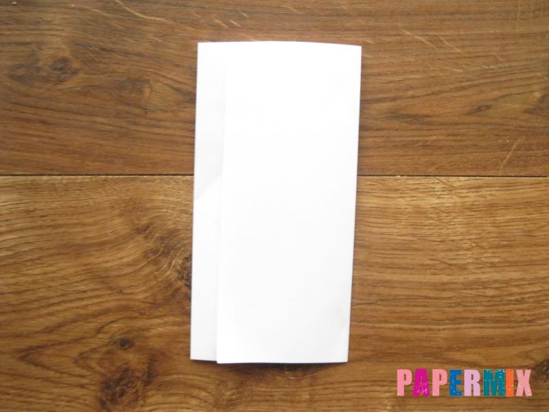 Как сделать кепку с козырьком из бумаги своими руками - шаг 7