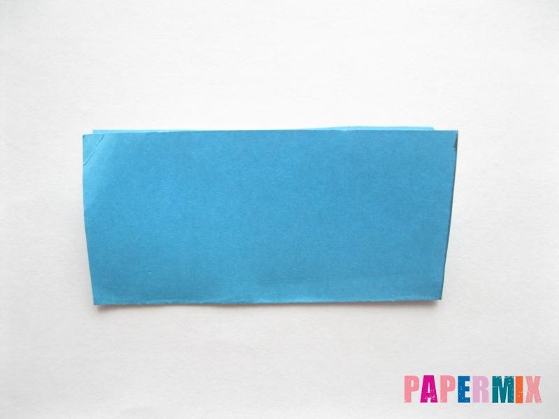 Как сделать кровать из бумаги (оригами) поэтапно - шаг 19