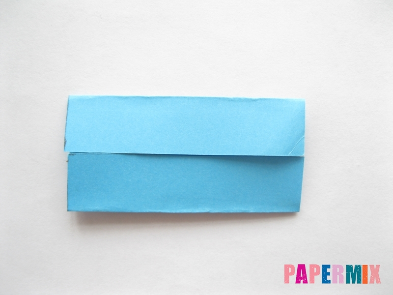 Как сделать кровать из бумаги (оригами) поэтапно - шаг 20