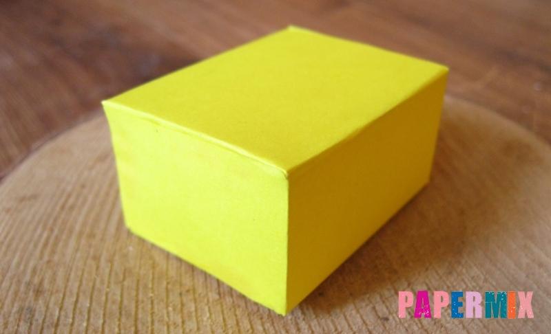 Как сделать параллелепипед из бумаги своими руками поэтапно