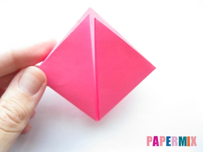 Как сделать шар из бумаги (оригами) своими руками - шаг 10