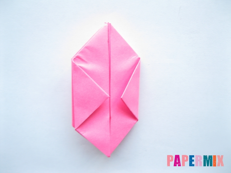 Как сделать шар из бумаги (оригами) своими руками - шаг 12