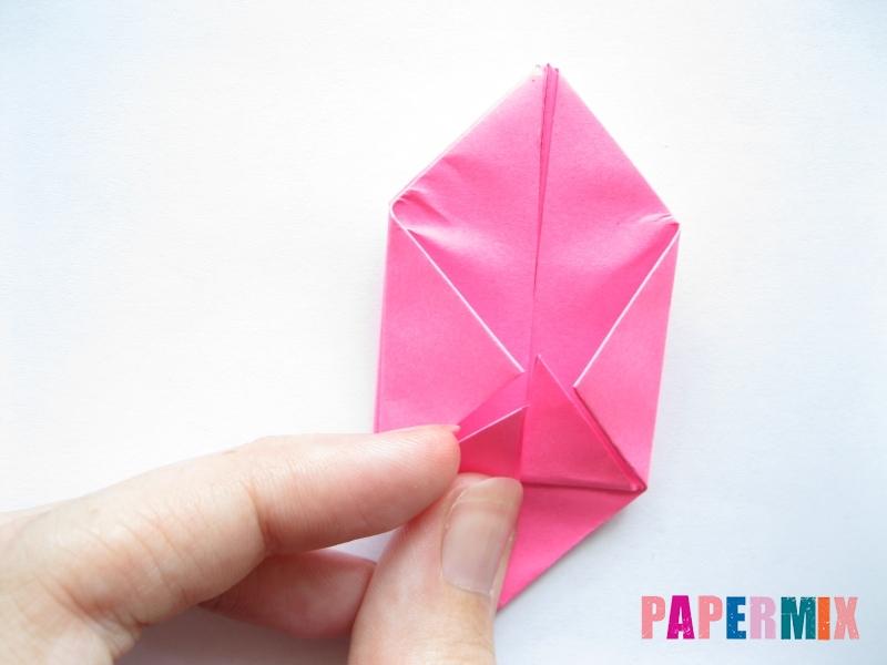 Как сделать шар из бумаги (оригами) своими руками - шаг 13