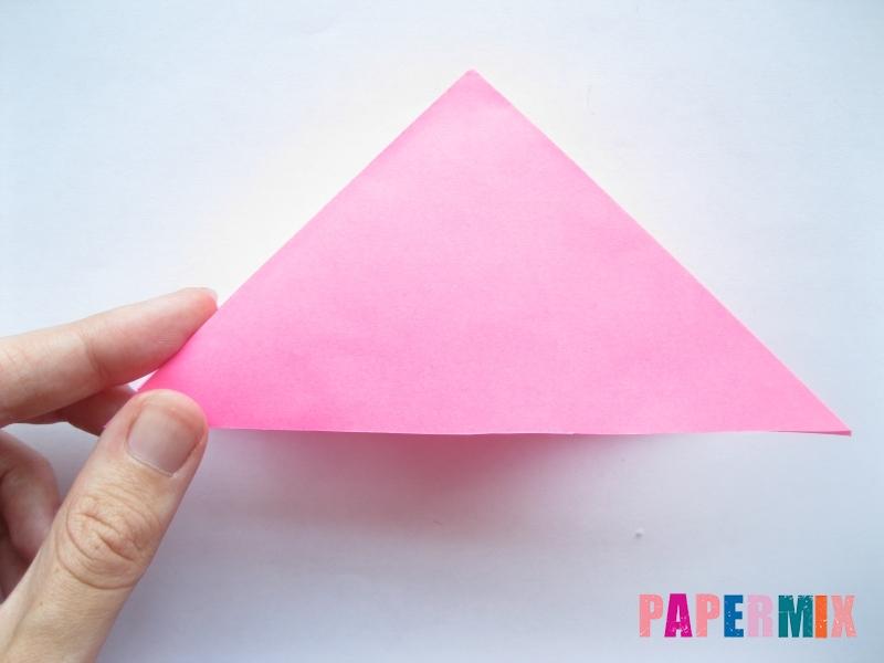 Как сделать шар из бумаги (оригами) своими руками - шаг 6