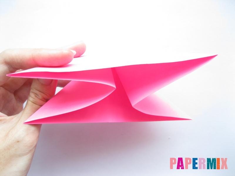 Как сделать шар из бумаги (оригами) своими руками - шаг 7