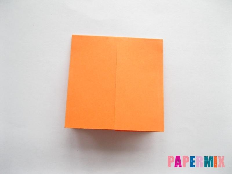 Как сделать стол из бумаги (оригами) поэтапно - шаг 4