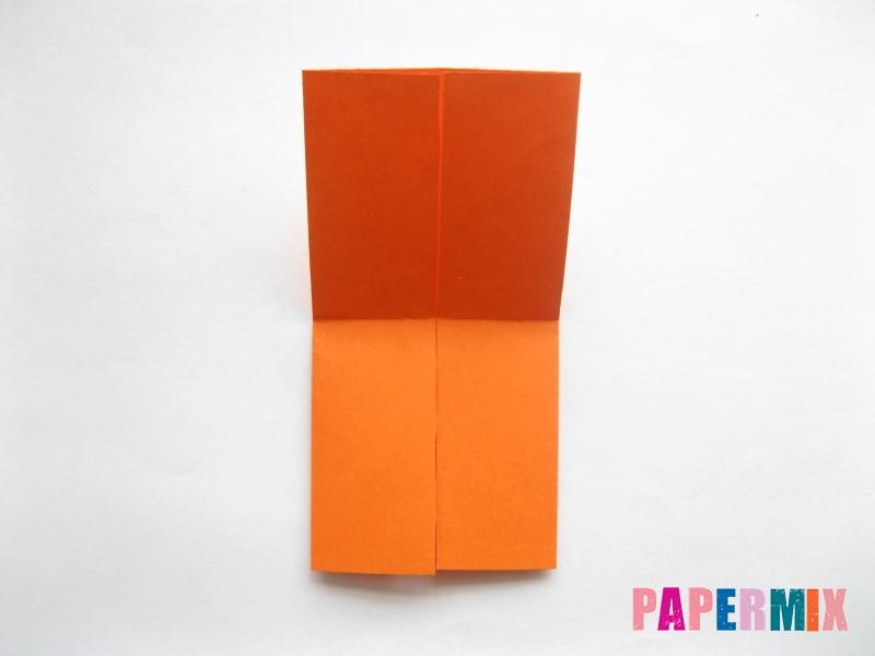 Как сделать стол из бумаги (оригами) поэтапно - шаг 5