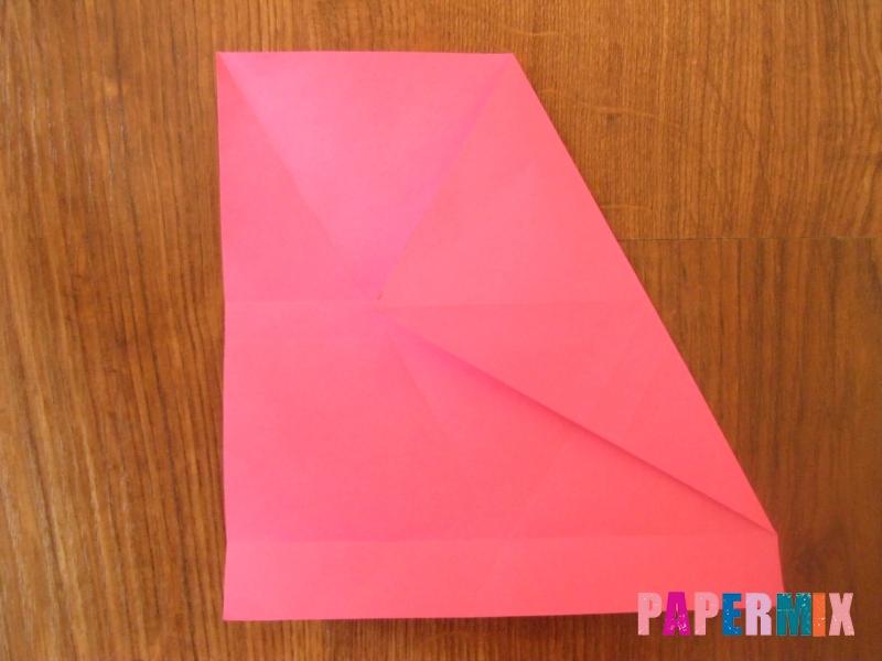 Как сделать тетраэдр из бумаги своими руками - шаг 10