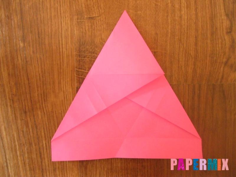 Как сделать тетраэдр из бумаги своими руками - шаг 11