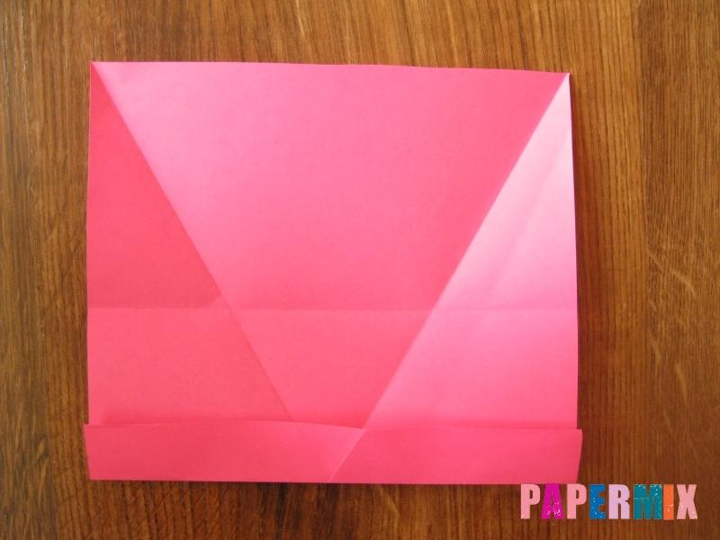 Как сделать тетраэдр из бумаги своими руками - шаг 6