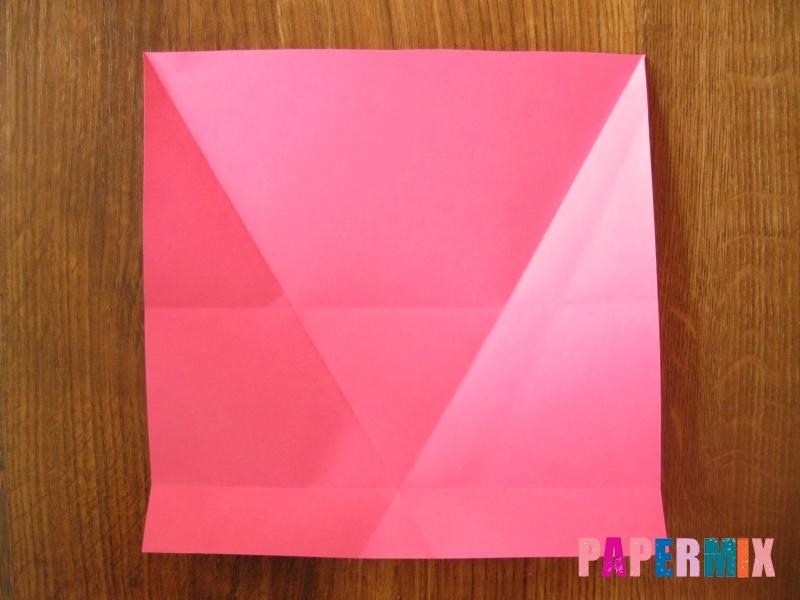 Как сделать тетраэдр из бумаги своими руками - шаг 7