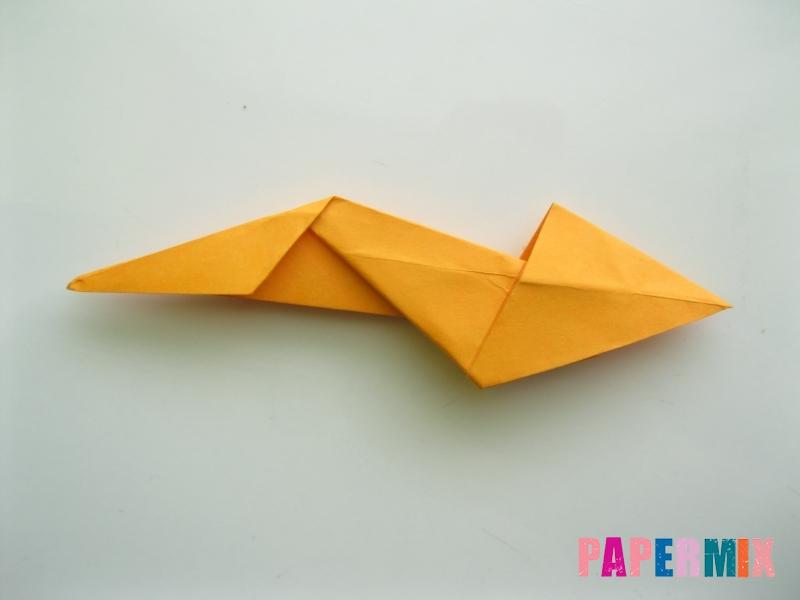 Как сделать туфли из бумаги (оригами) своими руками - шаг 19