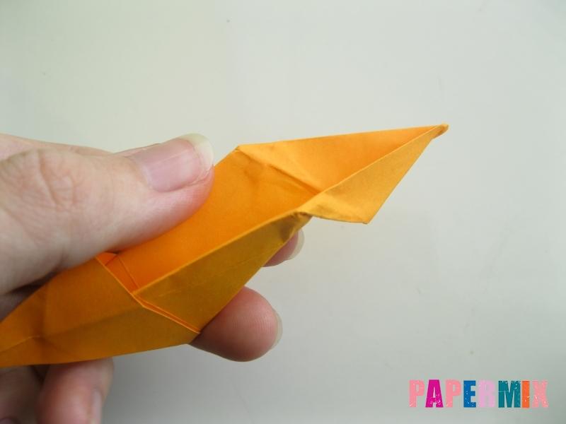 Как сделать туфли из бумаги (оригами) своими руками - шаг 22