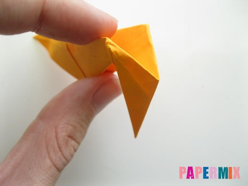 Как сделать туфли из бумаги (оригами) своими руками - шаг 23