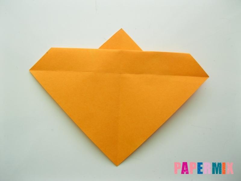 Как сделать туфли из бумаги (оригами) своими руками - шаг 6