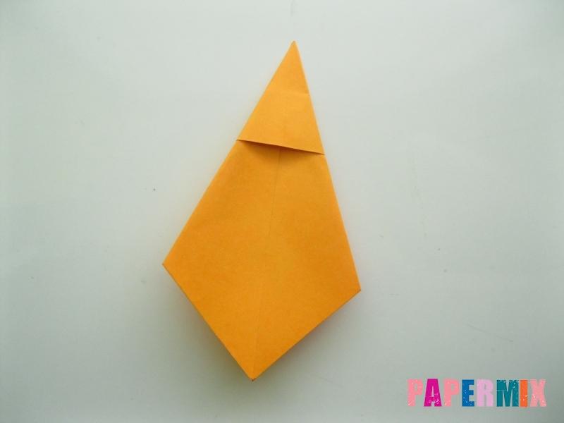 Как сделать туфли из бумаги (оригами) своими руками - шаг 9