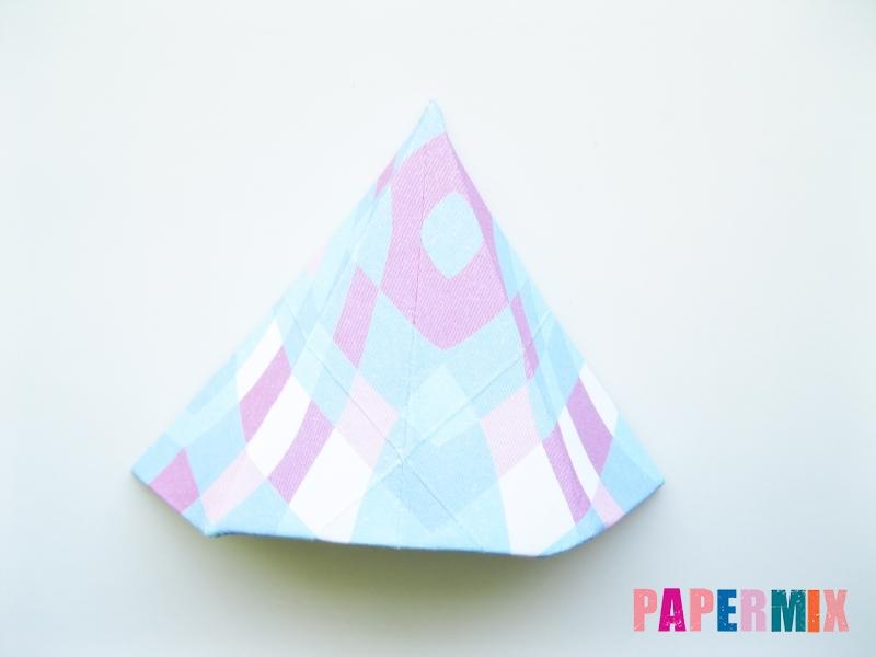 Как сделать зонтик из бумаги своими руками - шаг 11