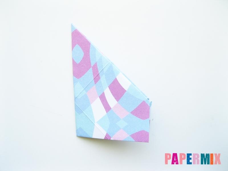 Как сделать зонтик из бумаги своими руками - шаг 4