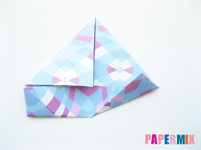 Как сделать зонтик из бумаги своими руками - шаг 6