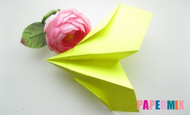 Как сделать летающий самолет из бумаги своими руками поэтапно