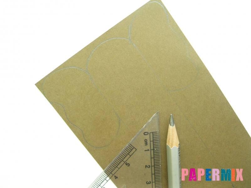 Как сделать носатую закладку слона из бумаги своими руками - шаг 2