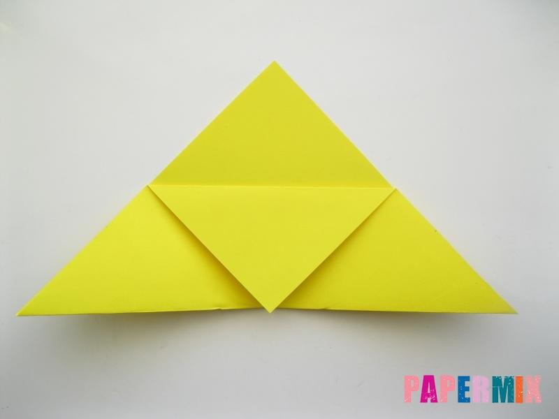 Как сделать закладку для книг в виде миньона из бумаги - шаг 6