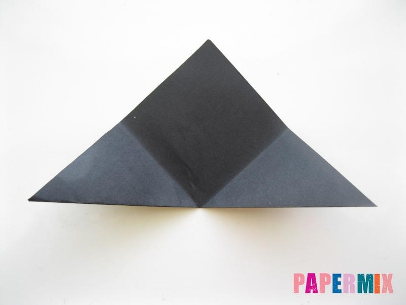Как сделать закладку в виде пингвина из бумаги поэтапно - шаг 5