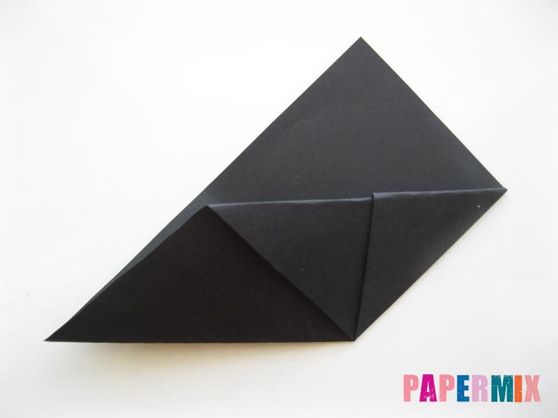 Как сделать закладку в виде пингвина из бумаги поэтапно - шаг 7