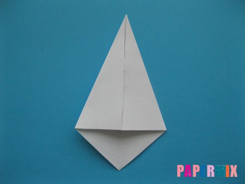 Как сделать медузу из бумаги поэтапный фото урок - шаг 5