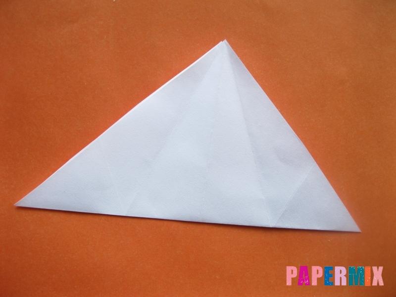 Как сделать моржа из бумаги (оригами) своими руками - шаг 5