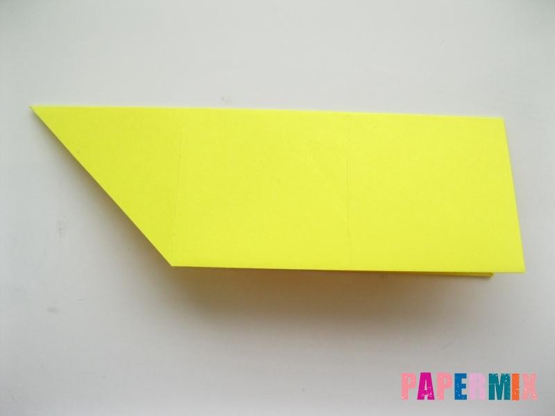 Как сделать щенка из бумаги поэтапно - шаг 4