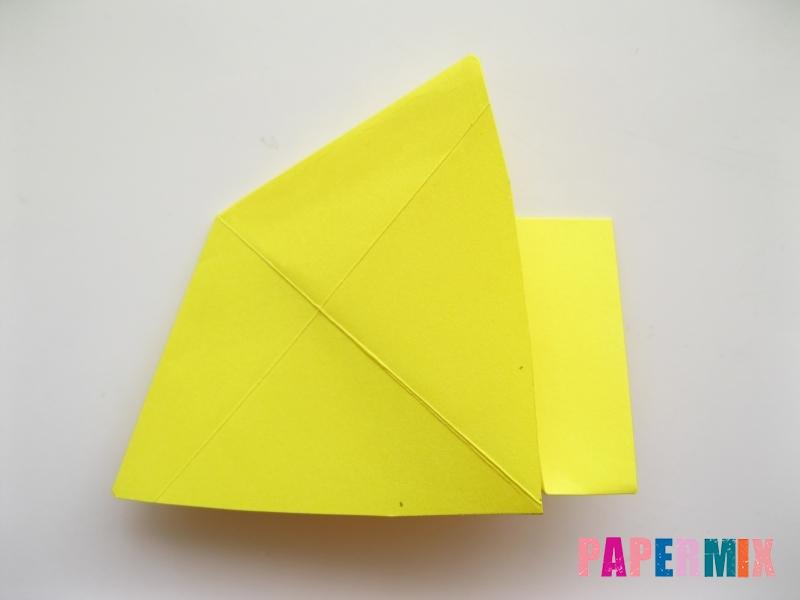 Как сделать щенка из бумаги поэтапно - шаг 6